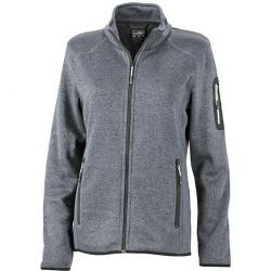 Marl Fleece Damen Größe Ceramic Jacket Thornly 3610Farbe bfY67gyv